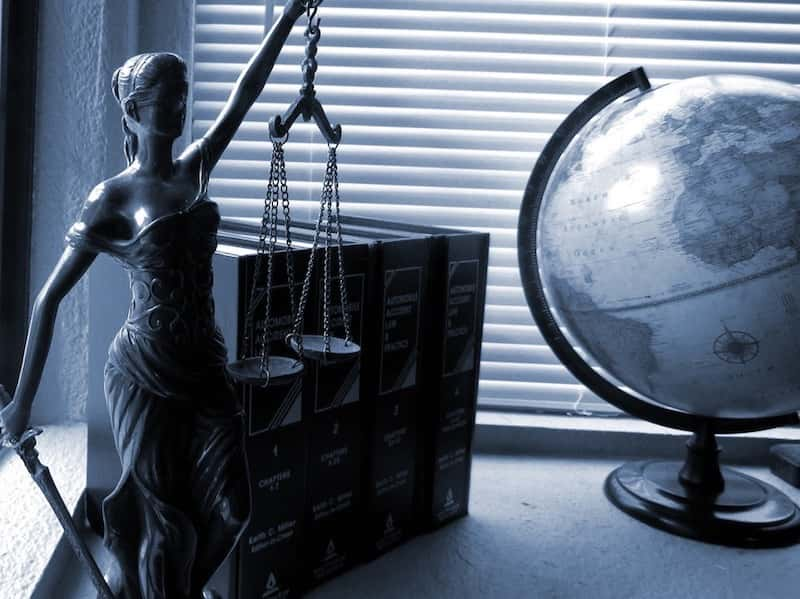 Accident Lawyers - Lady Justice Picture